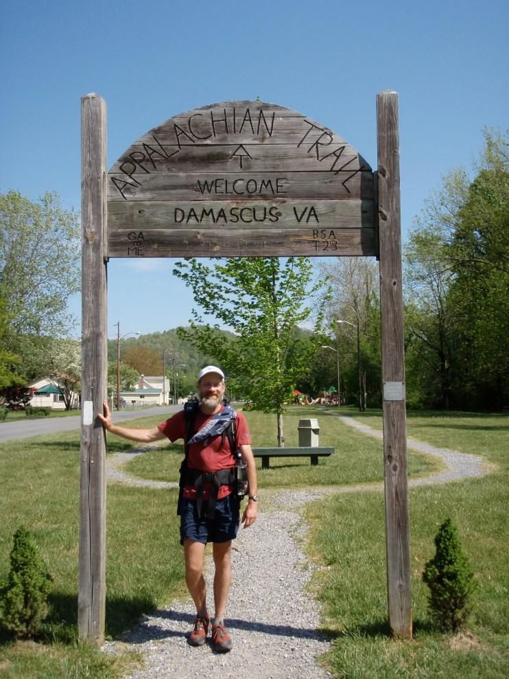 Damascus Virginia in 2008