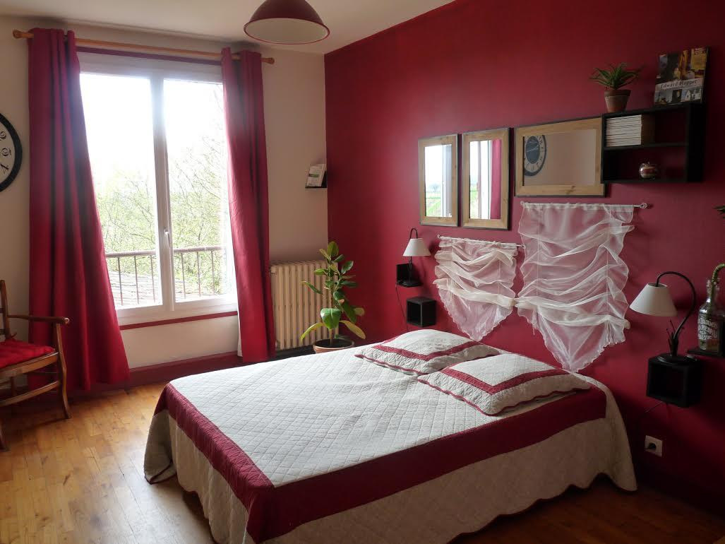 Chambre Rouge et Vin Blanc MONBAZILLAC  Pays de Bergerac Tourisme