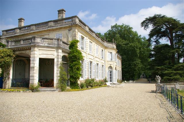 chteau du taillan the white lady of bordeaux - Chateau Du Taillan Mariage