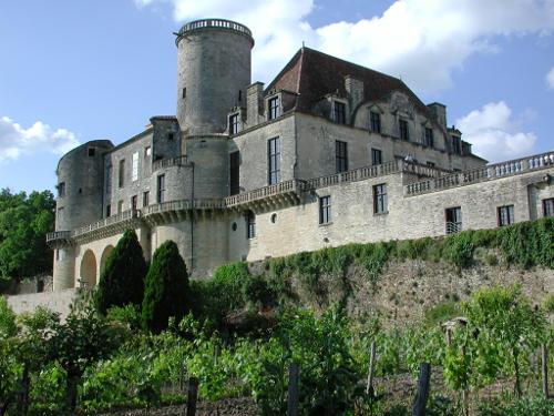 Duras, un château, un vignoble
