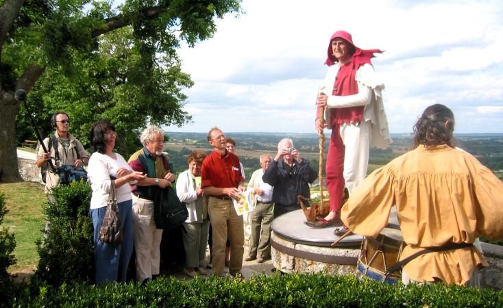 Visites Janouille - Balades en journée