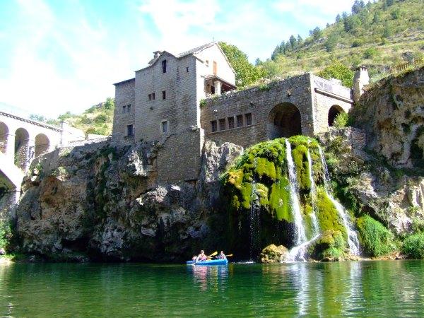 Domeizel Canoe - Gorges Du Tarn Causses Loz Tourisme