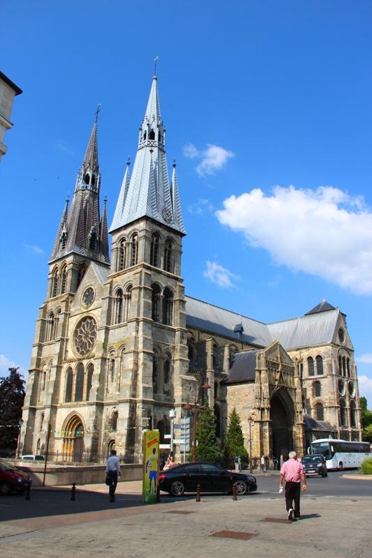 Collgiale Notre Dame en Vaux  Chlons en Champagne