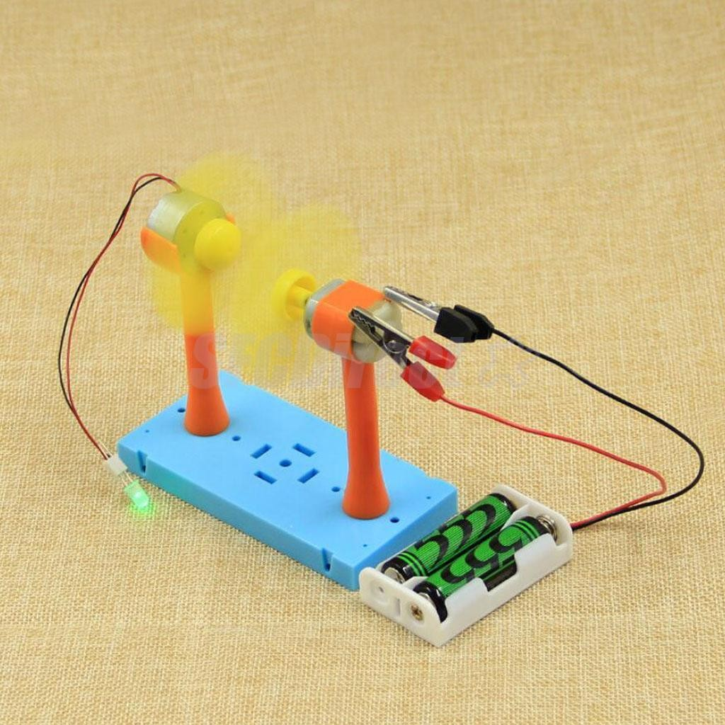 Experimento energa Elica para nios  CD Technologia