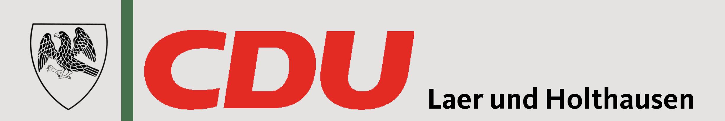 CDU Laer und Holthausen