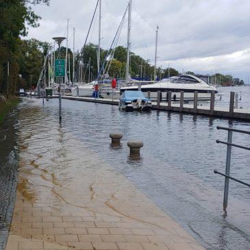 CDU-Fraktion fordert schnelles Handeln beim Hochwasserschutz