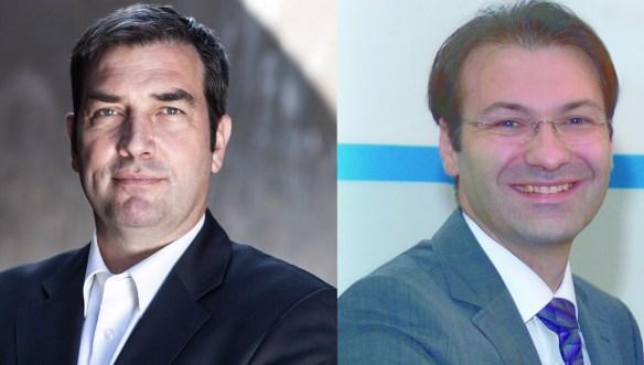 Jürgen Scheurer und Frank Burkard wollen die Nachfolge von Heribert Rech antreten