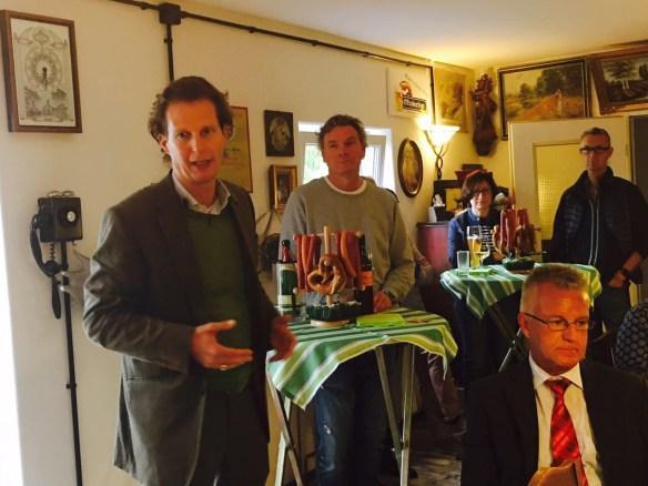 Bürgertreff mit Olav Gutting