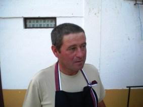 Apresentação de candidatos em Evoramonte