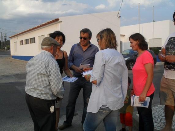 Candidatos em S. Vitória do Ameixial