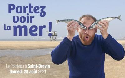 Partez voir la mer – Initiation WingFoil à Saint-Brevin le 28 aout