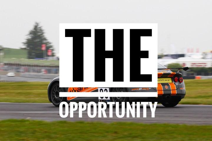 Business Partnership with CDW Motorsport Ginetta G40