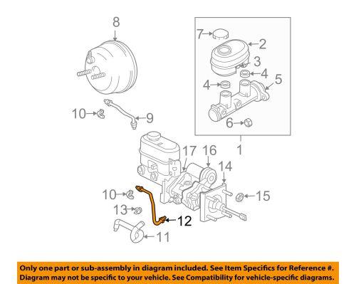 small resolution of mopar 52010336ab genuine oem ram 1500 2500 hydro boost gear port brake tube item description genuine oem chrysler mopar parts