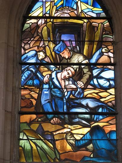 Obus Porte De La Chapelle : porte, chapelle, églises, Souvenir