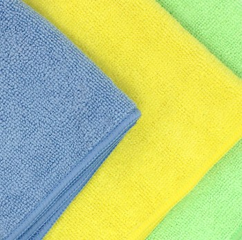 About Microfiber Cloths