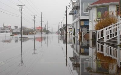 Data Boost to Battle Floods
