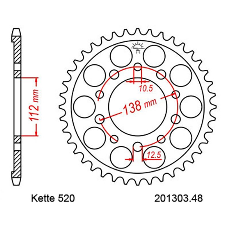 ALU Chain and Sprocket Set Yamaha YZF R6 99-02, CONVERSION
