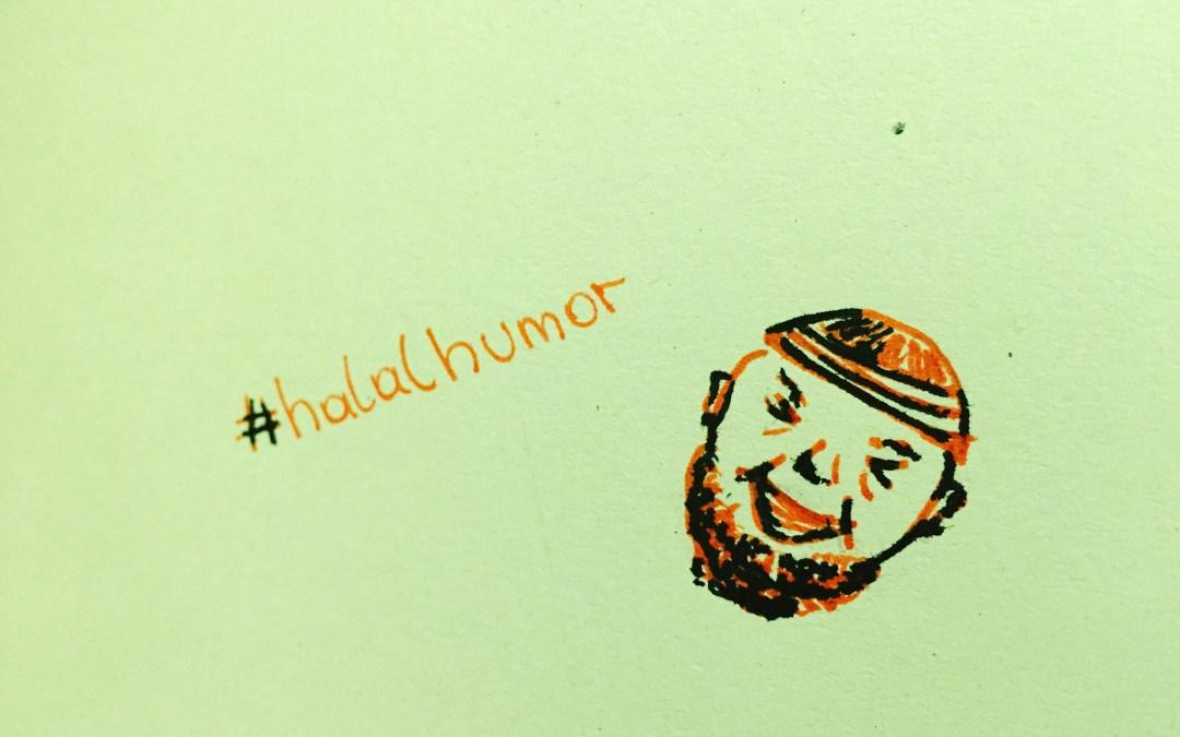 Lachen erlaubt! #halalhumor
