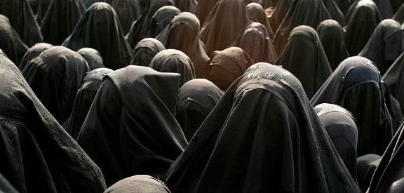 verhüllung islam