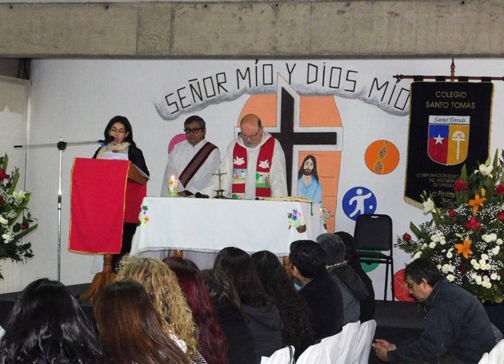 aniversario 25 colegio santo tomás