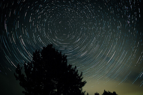 photo of starry sky