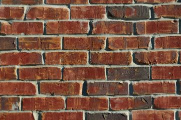 photo of brick wall