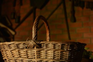 photo of a basket
