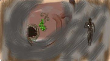 digital art made using Sumopaint