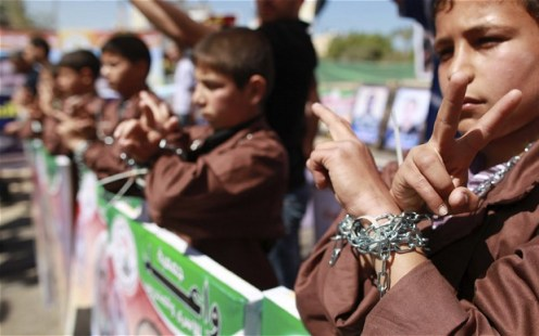 palestinian hunger strikers