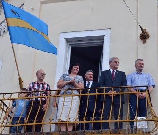 Decizie CEDO:  Laszlo Tokes nu a greșit când a arborat steagul Ținutului Secuiesc