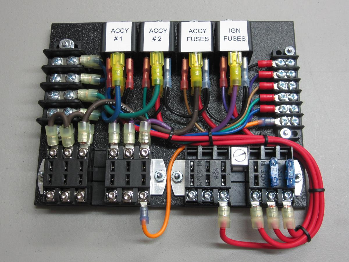 hight resolution of custom relay panels ce auto electric supply car switch panel wiring diagram car wiring panel