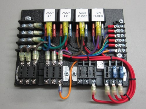 small resolution of custom relay panels ce auto electric supply car switch panel wiring diagram car wiring panel