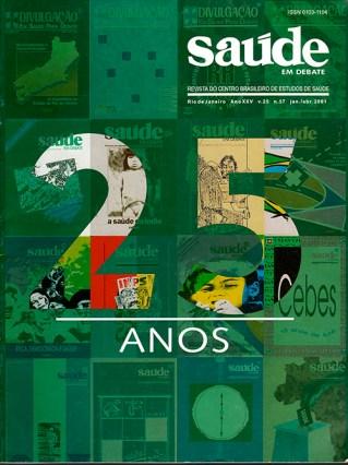 Memória: Revista Saúde em Debate