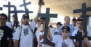 """""""Presidente Dilma, não deixe o programa brasileiro de Aids morrer!"""""""