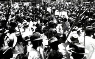 Trabalhadores, indígenas e camponeses debatem relatório da CNV