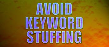 Semantic search keywords