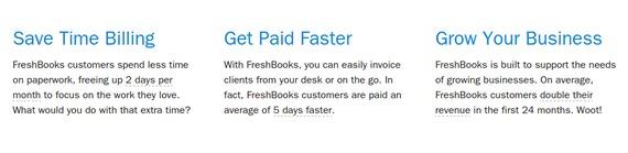 freshbooks copy