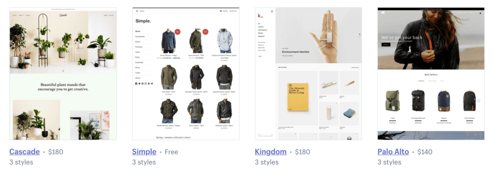 Shopify Themes Twin Front