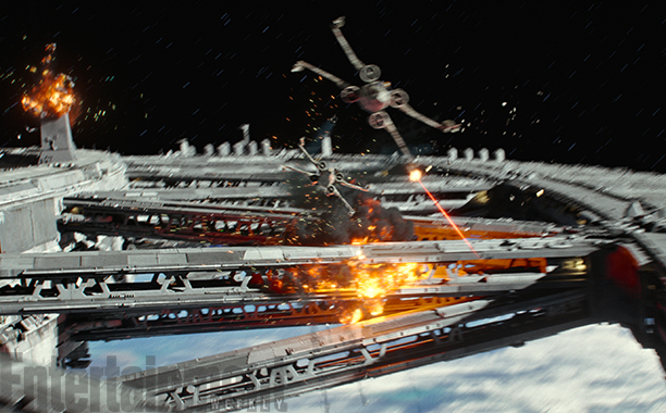 Rogue One: A Star Wars Story (2016) X-Wing