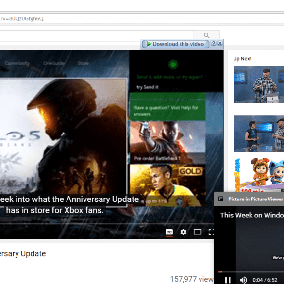 Chrome-Picture-in-Picture-Viewer