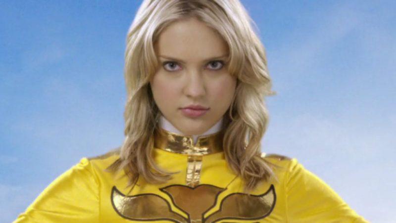 Ciara Hanna - Yellow Ranger