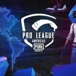 Seleção final de times para o PUBG MOBILE Pro League Americas é definida