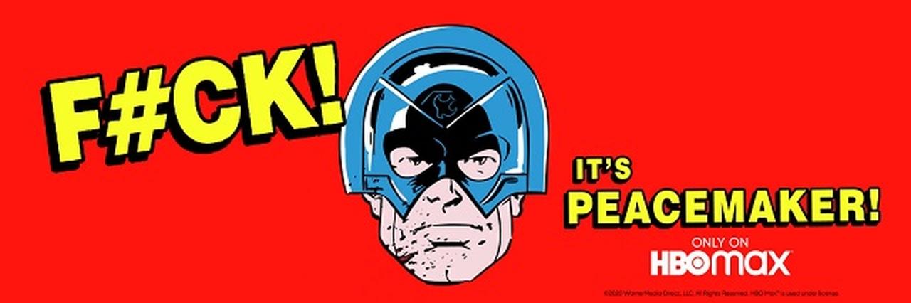 """F#ck! It's Peacemaker!"""" - John Cena estrelará série solo no HBO MAX"""