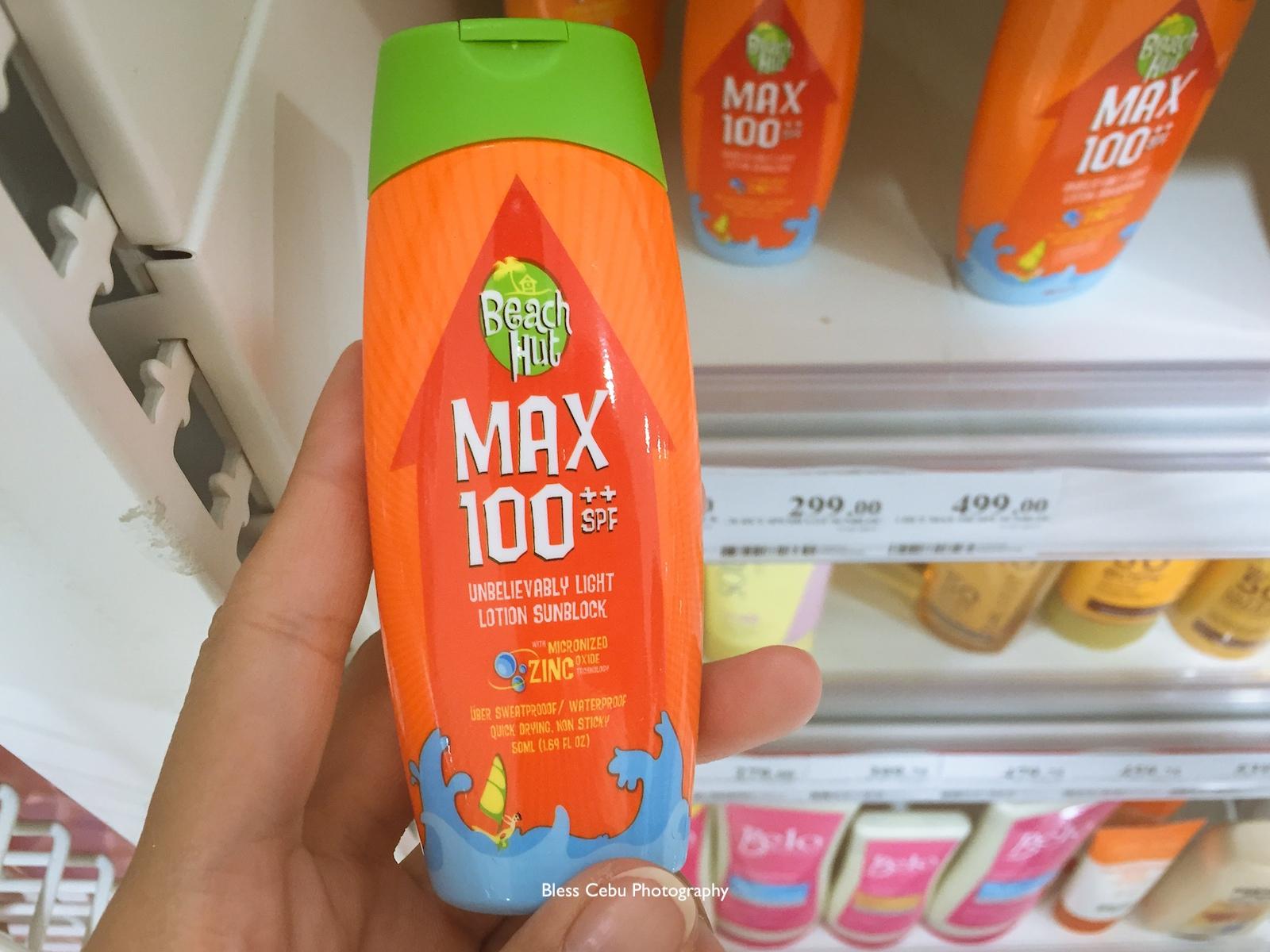 Beach Mut MAX100++