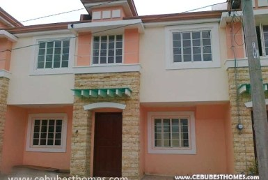 Affordable Row House for Sale in Consolacion, Cebu
