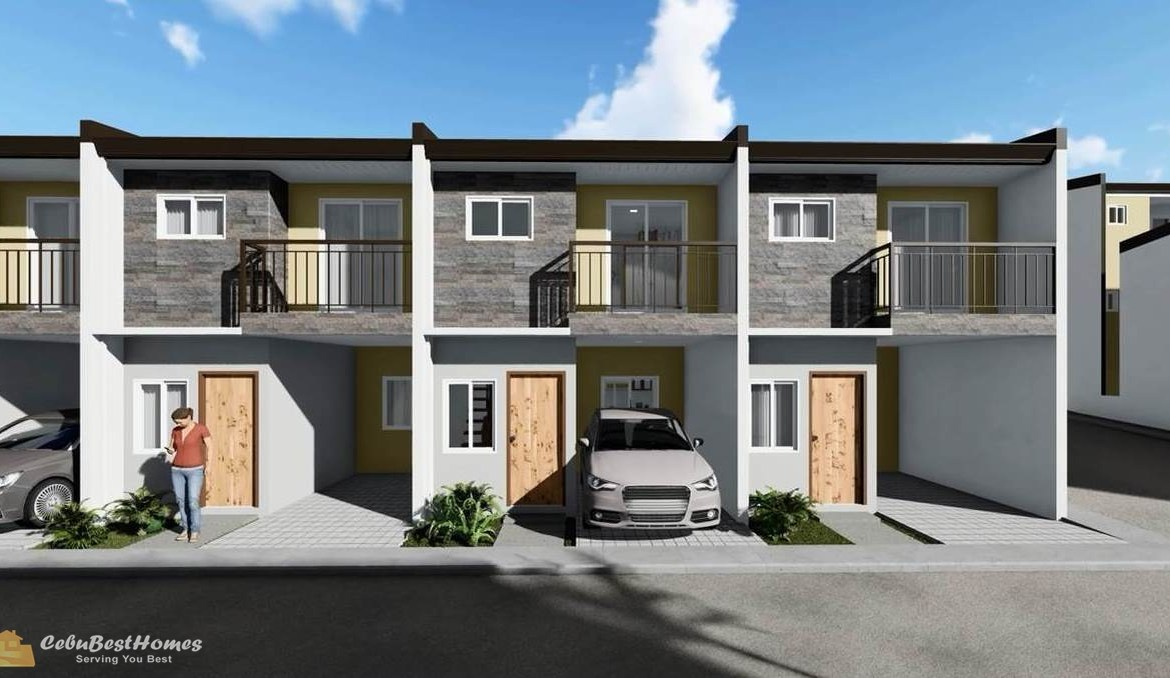 Most Affordable Townhouse for Sale in Liloan Cebu