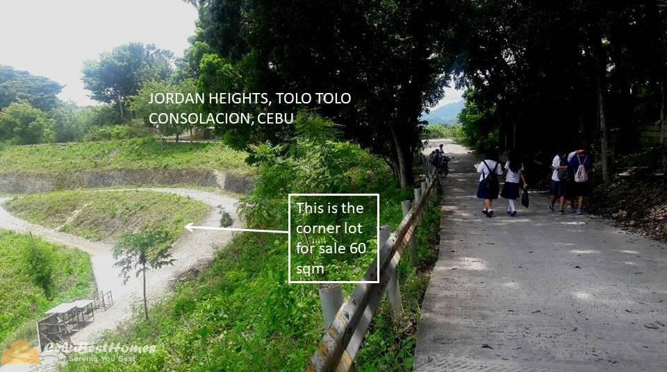 Lot for Cheapest Lot for Sale in Consolacion Cebu