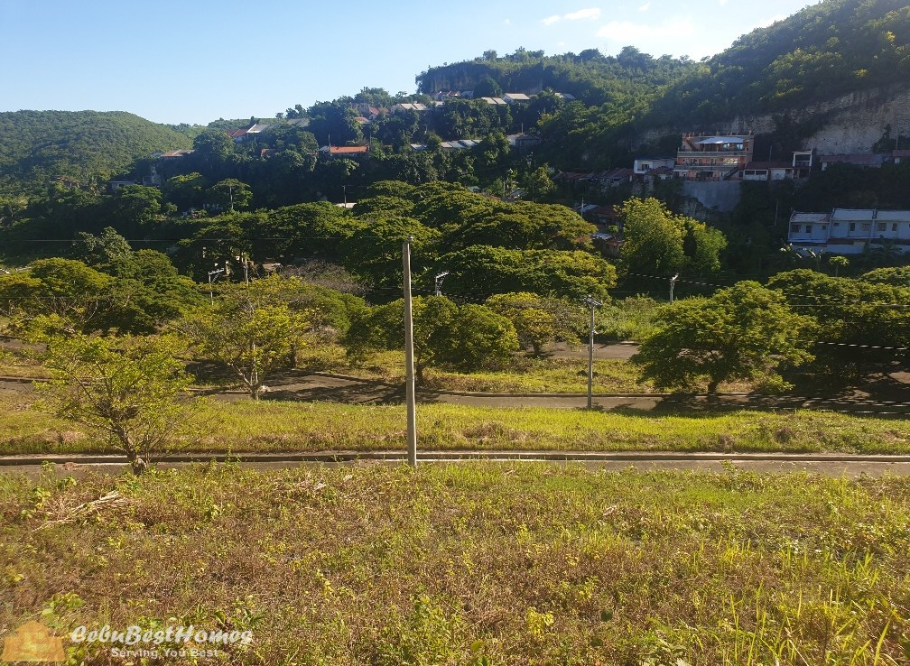 Overlooking Residential Lot for Sale in Consolacion Cebu