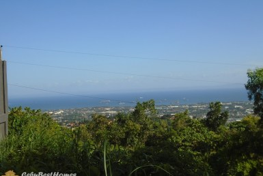Lot for Sale in Talisay Cebu City with Seaview