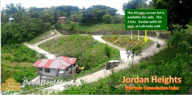 Sacrifice Sale Lot for sale in Consolacion Cebu Cheapest